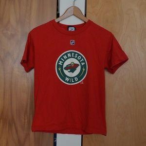 Minnesota Wild Koivu Shirt